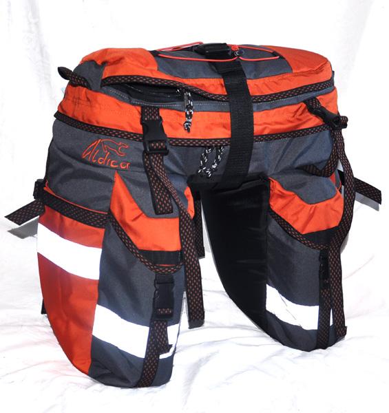 Велорюкзак aldica 45 непромокаемые рюкзаки для велосипеда